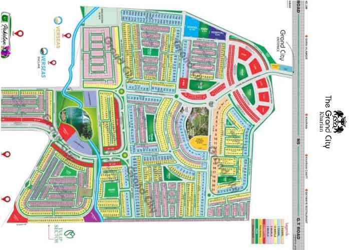 grand-city-khariyan-map