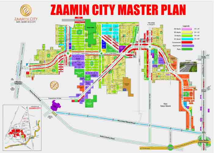 zamin-city-map