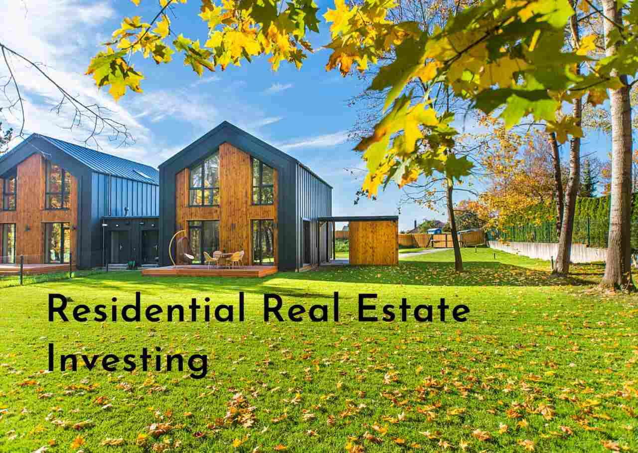 Points to Consider before Investing in Residential Real Estateass (