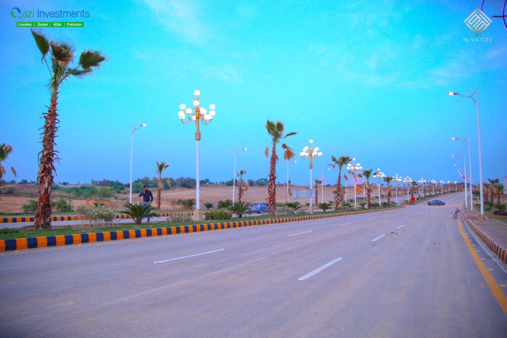 Recent Developments in Nova City Islamabad