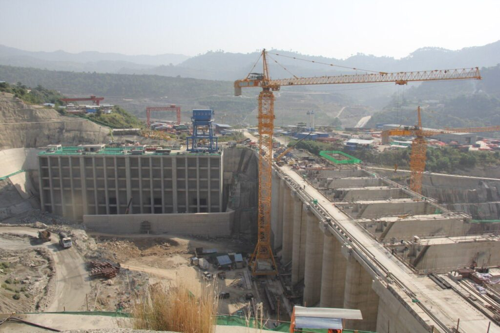 CPEC Karot Hydro Power Under Workings