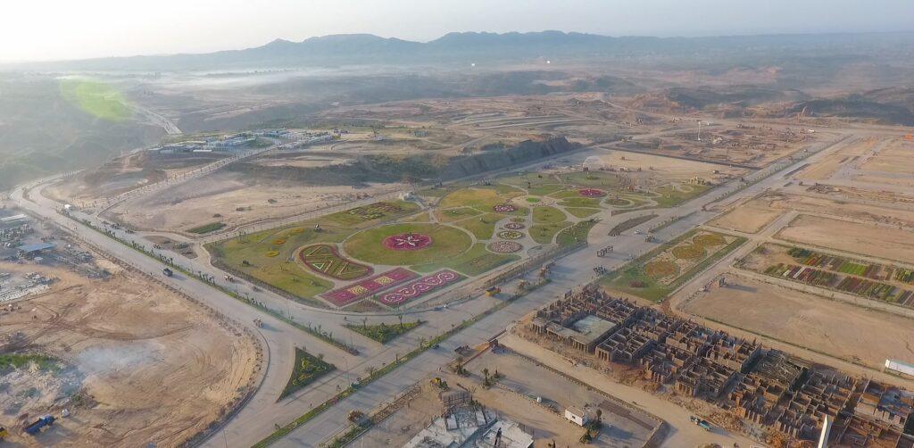 capital smart city overseas prime block park